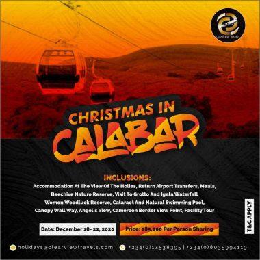 Christmas in Calabar