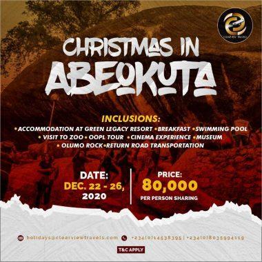 Christmas in abeokuta