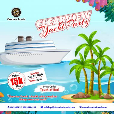 clearview yacht party